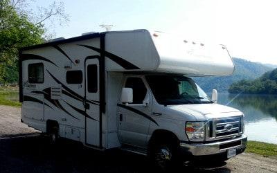 Motorhome RV Rental, New River Gorge