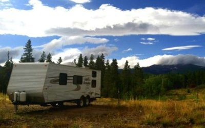 Travel Trailer Rental, Fleetwood Prowler 240bh