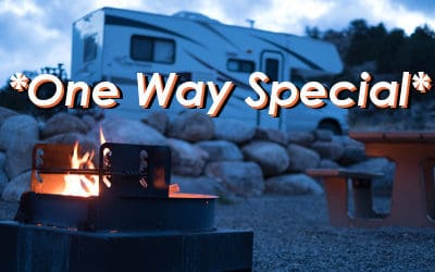 One Way RV Rental Specials. Take a one way rv trip from San Francisco to Denver