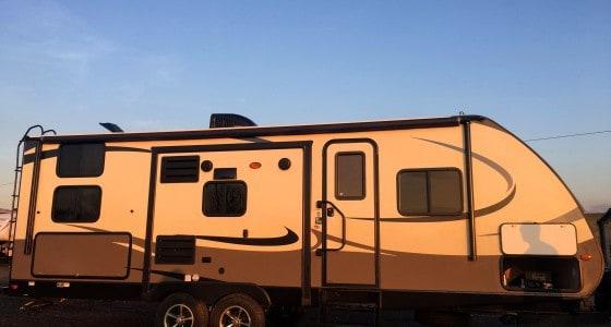 Denver Camper Rental, 29 foot Travel Trailer