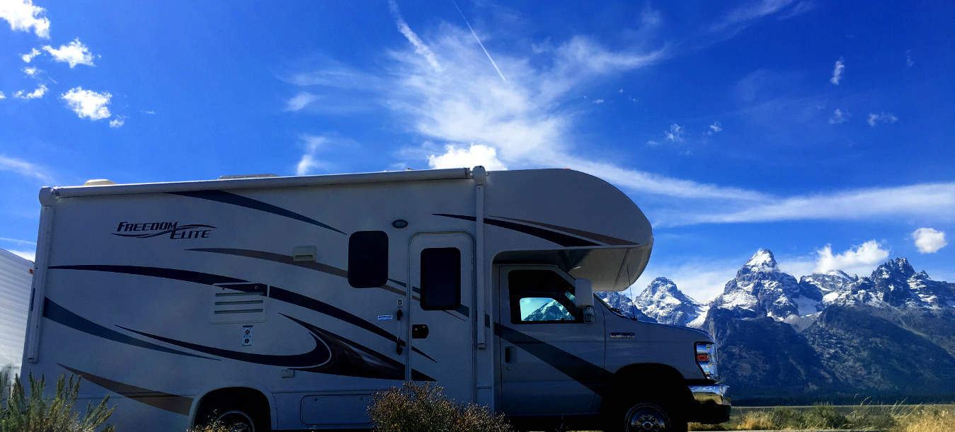 Jackson Hole RV Rentals | Around the Park RV