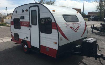Denver Camper Rentals & Travel Trailer Rentals | Around the